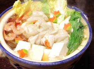 中華風!ホカホカあんかけ海鮮鍋